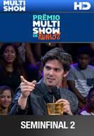 Prêmio Multishow de Humor  - Ep 18