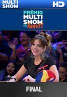 Prêmio Multishow de Humor  - Ep 20