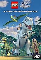 Lego Jurassic World: A fuga do Indominous Rex (DUB)